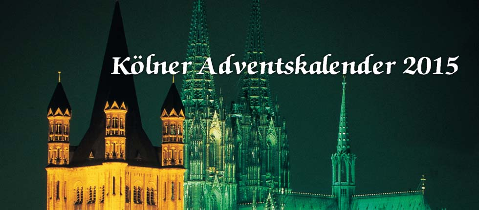 Kölner Adventskalender