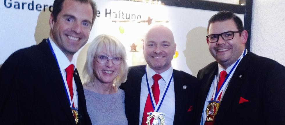 Jahreshauptversammlung Förderkreis 2016